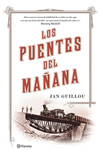 Los puentes del mañana ebook by Jan Guillou