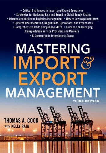 Import Export Ebook