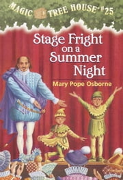 Stage Fright on a Summer Night ebook by Mary Pope Osborne,Sal Murdocca
