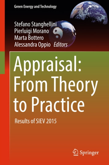 Appraisal: From Theory to Practice - Results of SIEV 2015 ebook by
