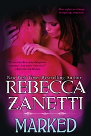 Marked ebook by Rebecca Zanetti