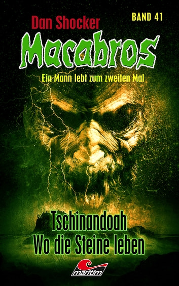 Dan Shocker's Macabros 41 ebook by Dan Shocker