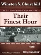 Their Finest Hour - The Second World War, Volume 2 eBook by Winston S. Churchill