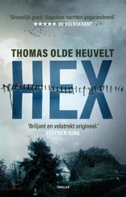 Hex ebook by Thomas Olde Heuvelt