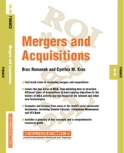 Mergers and Acquisitions: Finance 05.09 ebook by Romanek, Broc
