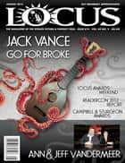 Locus Magazine, Issue 619, August 2012 ebook by Locus Magazine