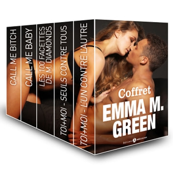 Coffret Emma M. Green ebook by Kate B. Jacobson,Megan Harold,Lucy K. Jones