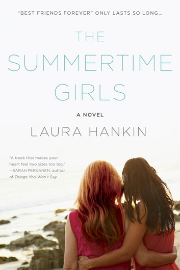 The Summertime Girls ebook by Laura Hankin