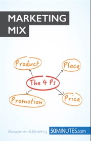 The Marketing Mix - Master the 4 Ps of marketing ebook by Morgane Kubicki,Carmela Milano,50 minutes,Carly Probert