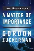A Matter of Importance ebook by
