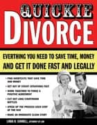 Quickie Divorce ebook by Linda Connel