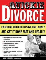 Quickie Divorce ebook by Connel,Linda