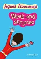 Week-end surprise ebook by Agnès Abécassis
