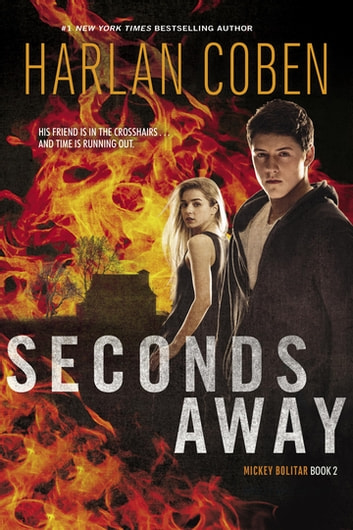 Seconds Away (Book Two) - A Mickey Bolitar Novel 電子書 by Harlan Coben