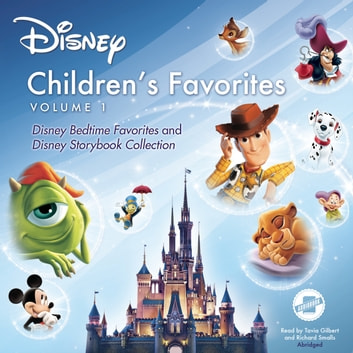 Children's Favorites, Vol. 1 - Disney Bedtime Favorites and Disney Storybook Collection audiobook by Disney Press