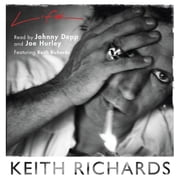 Life audiobook by Keith Richards