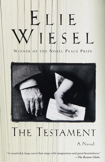 The Testament - A novel ebook by Elie Wiesel