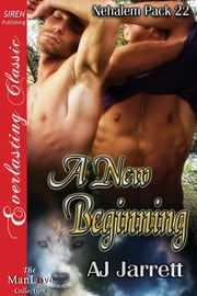 A New Beginning ebook by AJ Jarrett