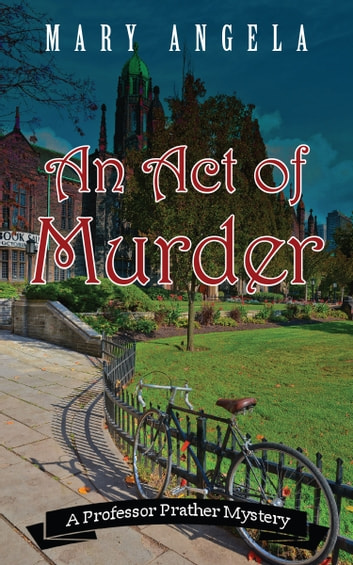 An Act of Murder ebook by Mary Angela