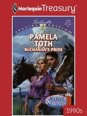Buchanan's Pride ebook by Pamela Toth