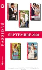 Pack mensuel Passions : 10 romans (Septembre 2020) ebook by Collectif