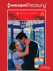 Blameless Desire ebook by Jenny Cartwright
