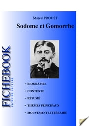 Fiche de lecture Sodome et Gomorrhe de Marcel Proust ebook by Les Éditions de l'Ebook malin