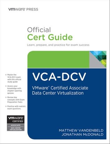 VCA-DCV Official Cert Guide