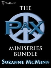 PAX Miniseries Bundle - The Beast Within\Third Sight\Deep Blue ebook by Suzanne McMinn