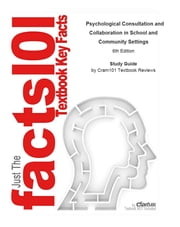 Study Resource for Dougherty's Psychological Consultation and Collaboration in School and Community Settings ebook by Cram101 Textbook Reviews