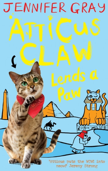 Atticus Claw Lends a Paw ebook by Jennifer Gray