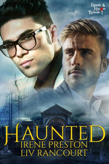 Haunted - Hours of the Night ebook by Irene Preston,Liv Rancourt