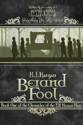 Berand Fool ebook by K. J. Hargan