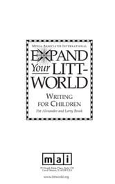 Writing for Children - Ideas and techniques to produce stories that children will love ebook by Pat Alexander,Larry Brooks