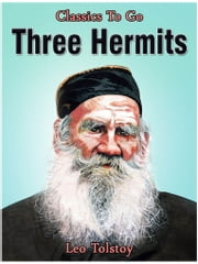Three Hermits ebook by Leo Tolstoy
