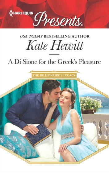 A Di Sione for the Greek's Pleasure 電子書 by Kate Hewitt