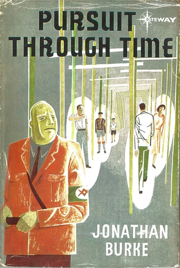 Pursuit Through Time ebook by Jonathan Burke