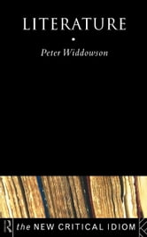 Literature ebook by Widdowson, Peter