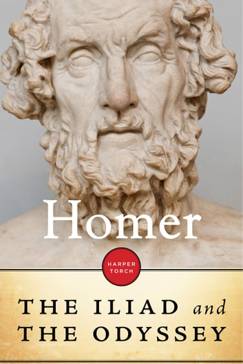 Iliad And Odyssey ebook by Homer
