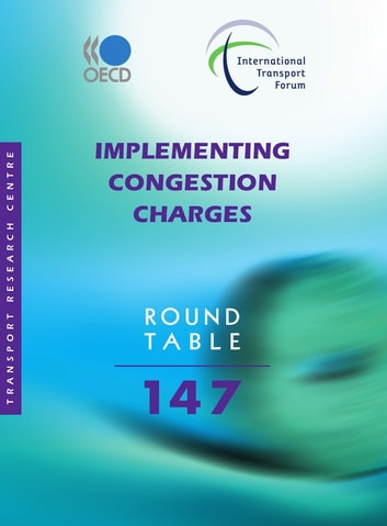 Implementing Congestion Charges ebook by Collective