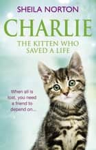 Charlie the Kitten Who Saved A Life ebook by Sheila Norton