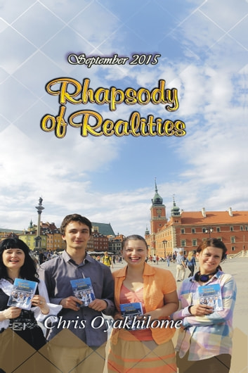Rhapsody of Realities September 2015 Edition ebook by Pastor Chris Oyakhilome