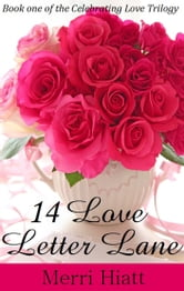 14 Love Letter Lane ebook by Merri Hiatt