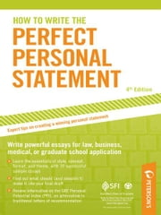 How to Write the Perfect Personal Statement ebook by Mark Alan Stewart