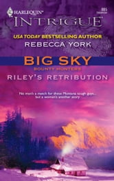 Riley's Retribution ebook by Rebecca York
