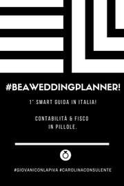 #beaweddingplanner ebook by Carolina Casolo