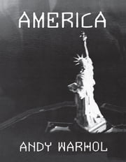 America ebook by Andy Warhol