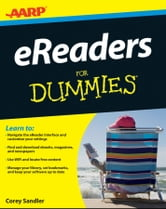 AARP eReaders For Dummies ebook by Corey Sandler