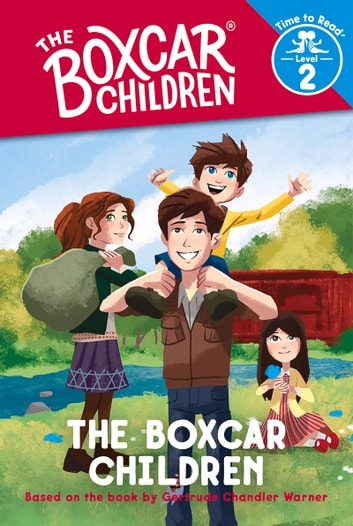 The Boxcar Children Time To Read Level 2 Ebook
