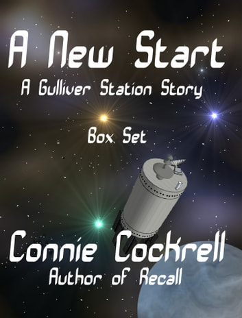 Gulliver Station: Box Set ebook by Connie Cockrell